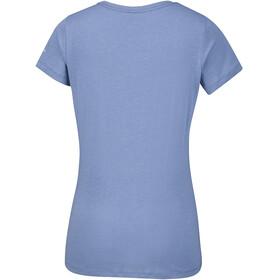 Columbia Birdy Buddy - T-shirt manches courtes Femme - bleu